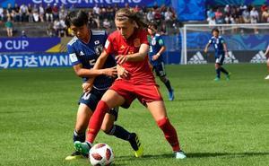 Un gol de la extremeña Carmen Menayo da la victoria a España en el Mundial sub-20 de fútbol