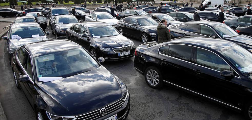 Las licencias de VTC se disparan un 37% en tres meses por los tribunales