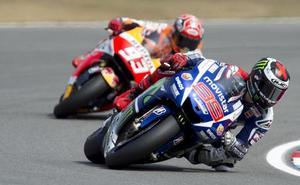 Ducati busca seguir apretando a Márquez