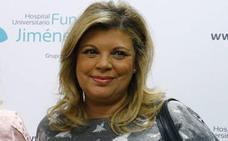 Terelu Campos valora su mastectomía con los médicos
