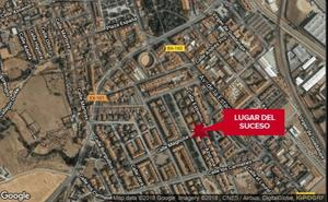 Una mujer de 53 años resulta herida en el choque entre dos vehículos ocurrido en Zafra