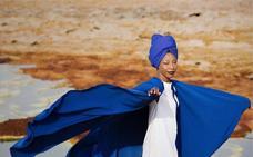 Fatoumata Diawara, en concierto en los Jardines del Pedrilla