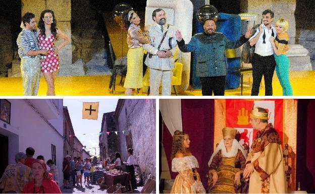 Magacela regresa a la época medieval y los clásicos llegan a Cáparra en noches llenas de Perseidas