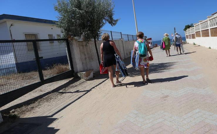 Punta Umbría, el retiro de los jubilados extremeños