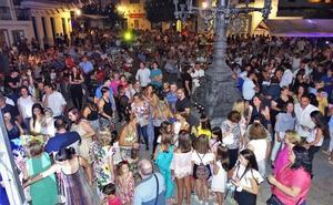 La localidad celebra hasta el miércoles la Feria del Emigrante