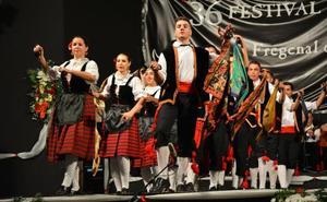 El grupo de Fregenal Los Jateros clausura hoy el 37 Festival Internacional de la Sierra