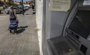Ocho barriadas de Badajoz reclaman contar con un cajero automático