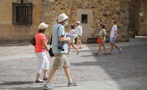 Sensores de afluencia y cámaras para monitorizar los hábitos de los turistas en Cáceres
