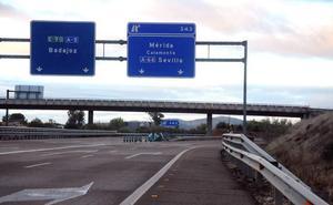Un conductor «despistado» circula por la autovía A-5 en sentido contrario desde Mérida a Talavera