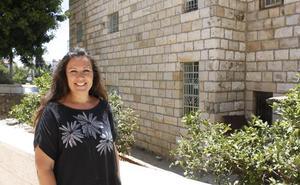 La extremeña que visibiliza la ocupación que sufre Palestina