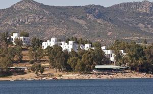 La playa más famosa de Extremadura