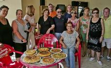 Estación Arroyo Malpartida vive sus fiestas entre tortillas, dardos y petanca