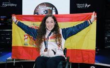 Loida Zabala rompe otra barrera con el bronce y récord de España en el Europeo