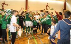El Jerez Futsal ya piensa en bronce