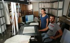 Digitalizan documentos de carácter genealógico del Archivo Municipal de Trujillo