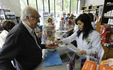 20.000 extremeños dejarán de pagar los medicamentos en las farmacias
