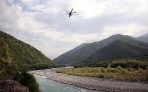 Cruza por error la frontera entre Georgia y Rusia mientras buscaba «silencio» para leer