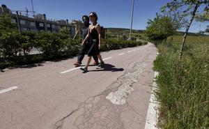 Cáceres contará con carriles bici de uso compartido en el centro