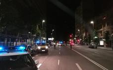 La Policía Local y la Nacional montan varios controles de alcoholemia en Cáceres