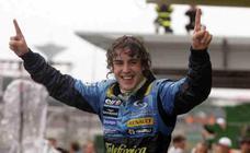 La carrera de Alonso en F1, en imágenes