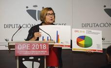 La Diputación de Cáceres presenta su oferta de empleo