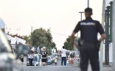 Una discusión vecinal en Badajoz provoca un despliegue policial en La Luneta