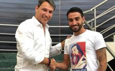El delantero 'Chuli' se suma a la plantilla del Extremadura para la Liga 123