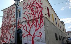 El proyecto 'Contenedores de arte' llegará este año a seis municipios extremeños