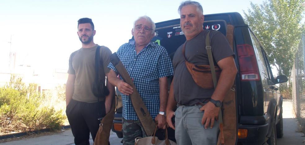 «En Badajoz no quedan tórtolas»