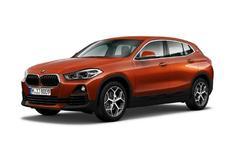 BMW amplía la gama del X2 con el acabado Impulse