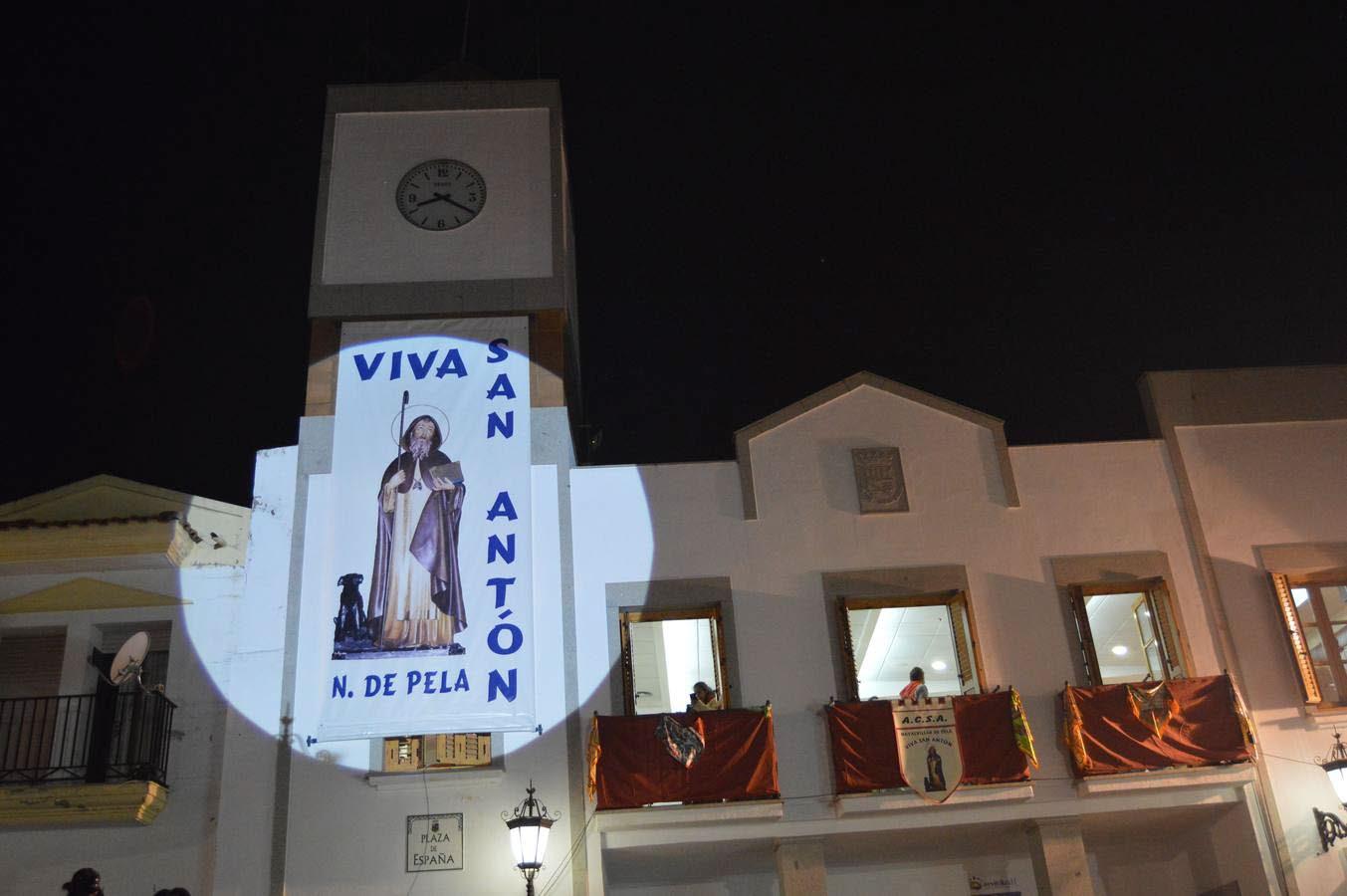 Navalvillar de Pela marca 30, 1 grados y registra la temperatura máxima de España a medianoche
