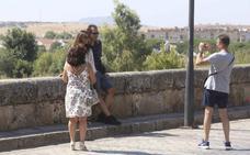 Madrileños, andaluces y catalanes, los que más visitaron Mérida en el puente