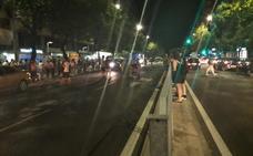 El conductor que se dio a la fuga en Cáceres se persona de forma voluntaria en la Policía Local