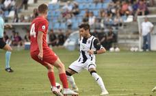 El partido del Badajoz-Sevilla, en imágenes