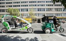 El Ayuntamiento de Cáceres estudia cómo regular los triciclos eléctricos