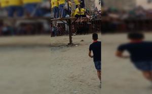 Herido muy grave un hombre tras ser corneado por un toro en Cuacos de Yuste