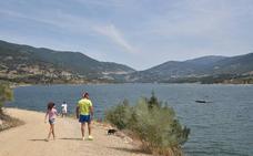 Extremadura supera la treintena de embalses navegables con el de Baños