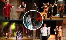 'La comedia del fantasma' transforma en un musical la obra de Plauto