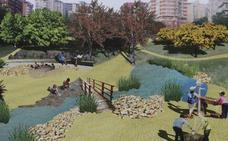 La ampliación del parque del Príncipe de Cáceres se inicia el lunes con un coste de 3,9 millones