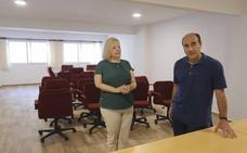 El centro social Perpetuo Socorro de Mérida iniciará en octubre los primeros cursos formativos