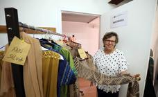 Luisa Penco es desde hace 25 años la sastra del Festival de Mérida