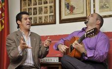 Espectáculo flamenco en el Baluarte de los Pozos