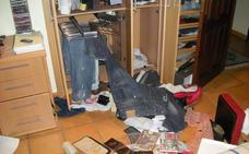 En Extremadura se roba una casa cada tres horas y 21 minutos