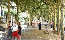'Tú al pueblo, yo a la playa': Verano del vasco José Luis García en la localidad cacereña de Hervás