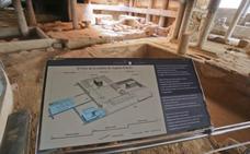 Los restos arqueológicos del centro Alcazaba de Mérida ya disponen de panelería interpretativa