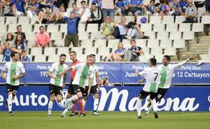 Punto de oro para el Extremadura en el debut en la categoría de plata