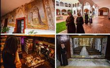 El convento de Santa Ana abre sus puertas al público de Badajoz