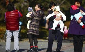 China paga las consecuencias de su política de 'hijo único'