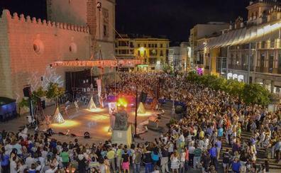 La Noche en Blanco de Badajoz ofrecerá 166 actividades en 80 recintos distintos