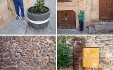 Recorrido por los puntos menos accesibles del casco histórico de Cáceres